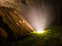 Lumière de l'intérieur Photo libre de droits