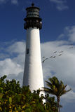 Lumière de la Floride de cap Image stock