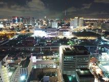 Lumière de la ville s Photo stock