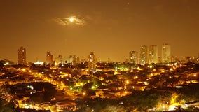 Lumière de lune Image libre de droits