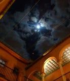 Lumière de lune images stock