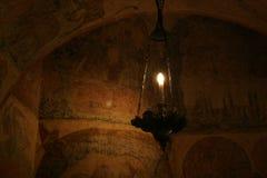 Lumière de Moscou Photographie stock