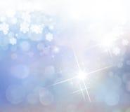 Lumière de Noël Photos libres de droits