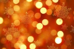 Lumière de Noël Photo libre de droits