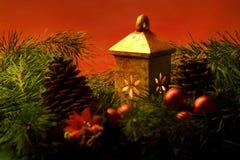 Lumière de Noël image stock