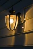 Lumière de porche Photo stock
