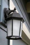 Lumière de porche avant Photo libre de droits