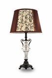 Lumière de table de lampe de bureau Image stock