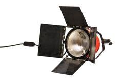Lumière de tache de studio Photo stock