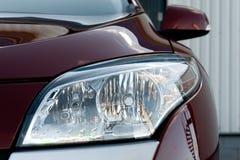 Lumière de véhicule Image stock