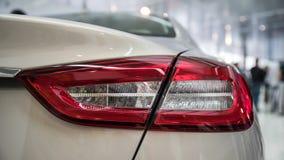 Lumière de véhicule - arrière image stock