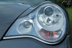 Lumière de voiture Photos stock