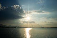 Lumière du soleil Photographie stock libre de droits