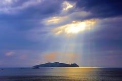 lumière du soleil l1496 image libre de droits