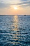 La lumière du soleil Image stock