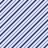 Lumière et fond rayé bleu-foncé de tissu Photographie stock libre de droits