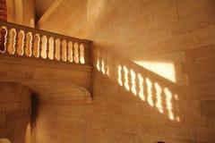 Lumière et ombre Image libre de droits