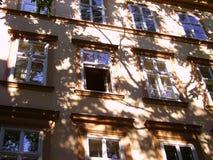Lumière et ombre Image stock