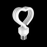 Lumière fluorescente Images libres de droits