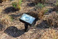 Lumière haute puissance de tache d'halogène Image stock