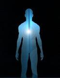 Lumière intérieure Photos libres de droits