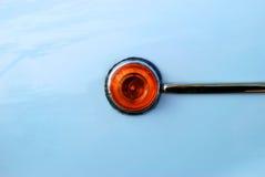 Lumière latérale de Fiat 600 Images stock