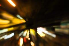 lumière lente Photos libres de droits