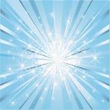 Lumière magique Photographie stock libre de droits