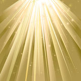 Lumière magique illustration stock