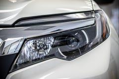 Lumière principale de camion de Ridgeline images stock