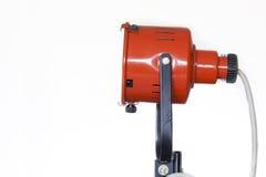Lumière rouge Photographie stock