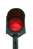 Lumière rouge Photo stock