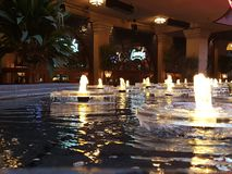 Lumière sur l'eau Photo libre de droits