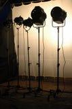 Lumières Photographie stock libre de droits