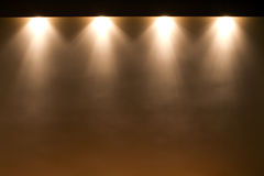 Lumières Photo stock