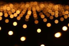 Lumières photo libre de droits