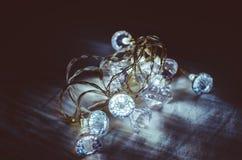 lumières Photos stock