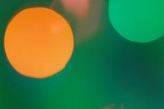 Lumières abstraites Images stock