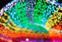 Lumières abstraites photos libres de droits
