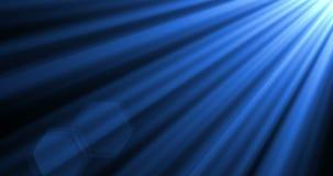Lumières abstraites de réflexion banque de vidéos