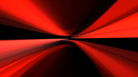 Lumières abstraites sur le fond rouge banque de vidéos