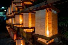 Lumières Asie Japon photo stock