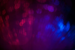Lumières bleues et rouges Photos stock