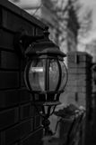 Lumières décoratives Photos stock