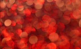 Lumières d'or Photo libre de droits
