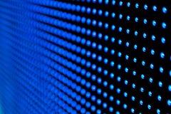 Lumières d'ampoule abstraites photographie stock libre de droits