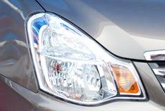 Lumières d'automobile Images libres de droits