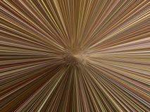Lumières dans le mouvement Illustration de Vecteur