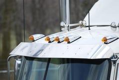 Lumières de camion Images libres de droits