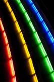 Lumières de couleur Image stock